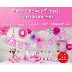 Baby Shower Kız