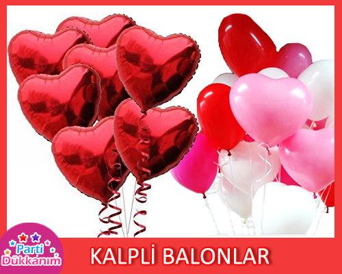 Kalpli Balonlar Nerede Satılır Kalpli Balonlar Ne Kadar Kalpli