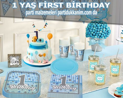 First Birthday Mavi