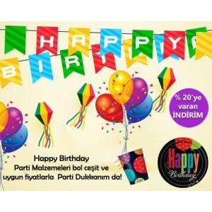 Happy Birthday Parti