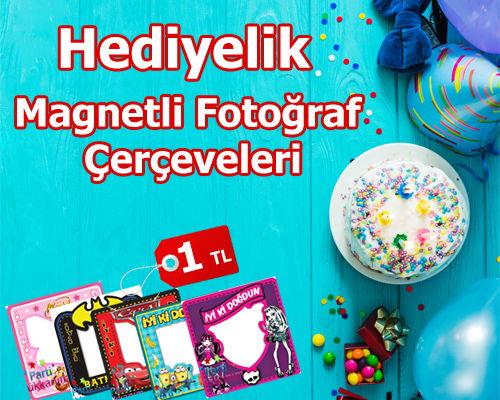 Magnetli Fotoğraf Çerçeveleri