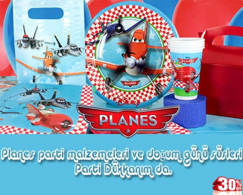Planes Parti Malzemeleri