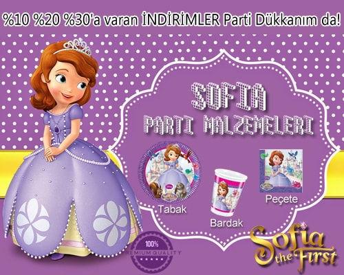 Sofia Parti Malzemeleri