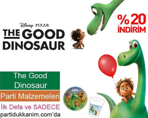 Dinozor Parti Malzemeleri
