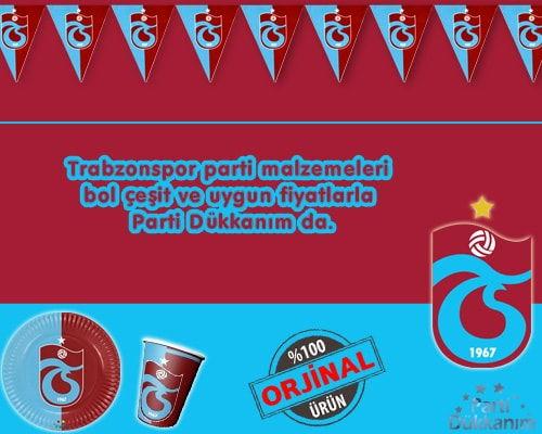 Trabzonspor Parti Malzemeleri