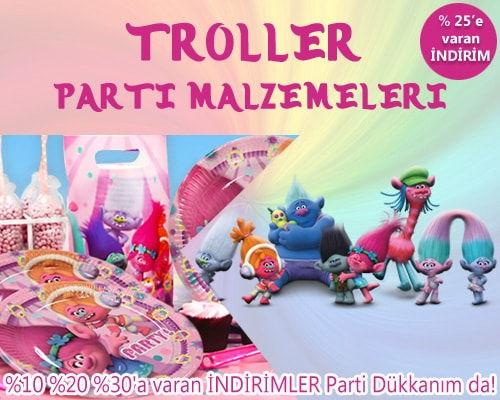 Troller Parti Malzemeleri
