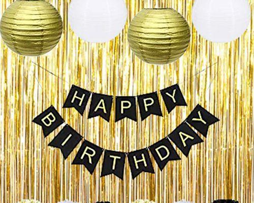 Happy Birthday Yazıları