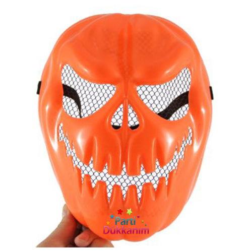 Balkabağı Plastik Maske, fiyatı