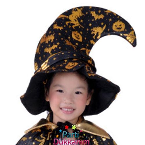 Cadı Şapkası (Kaliteli Kumaş)
