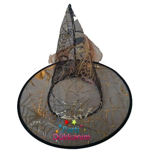 Cadı Şapkası Saçlı