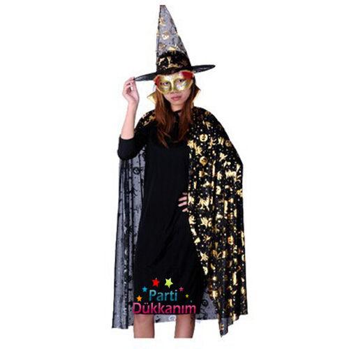 Cadı Pelerin Yetişkin, fiyatı