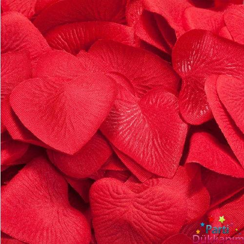 Kalp Yaprakları Kumaş (140 Adet)