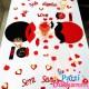 Sevgililer Günü Özel Masa Süsleme Seti, fiyatı