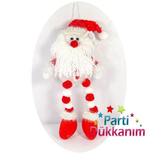 Işıklı Noel Baba Süs (25 cm)