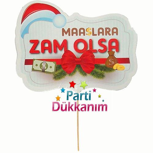 Maaşlara Zam Olsa (Konuşma Balonu)