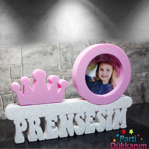 Prensesim Fotoğraf Çerçeveli Dekor, fiyatı