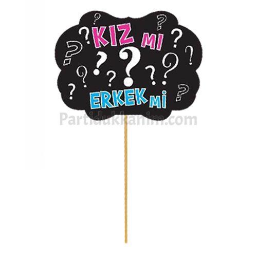 Cinsiyet Belirleme K.Balonu 5 adet, fiyatı