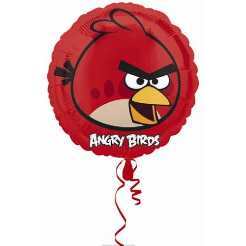 Angry Birds Folyo Balon 45 cm