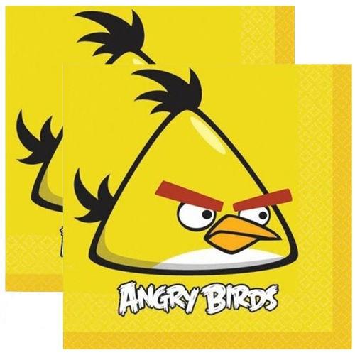 Angry Birds Peçete 16 Adet
