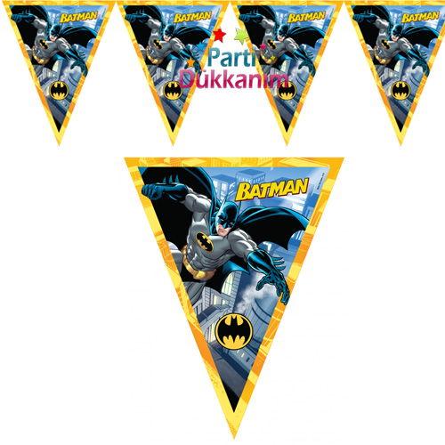 Batman Bayrak Set (3.6 m.)