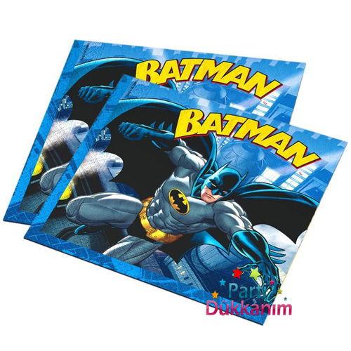 Batman Peçete (16 Adet)