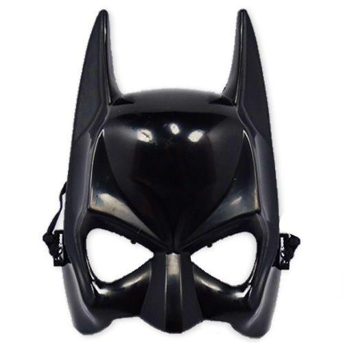 Batman Plastik Maske