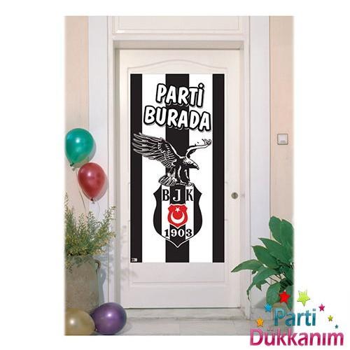 Beşiktaş Kapı Banner (76x152 cm)