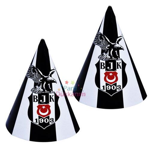 Beşiktaş Parti Şapka (6 adet)