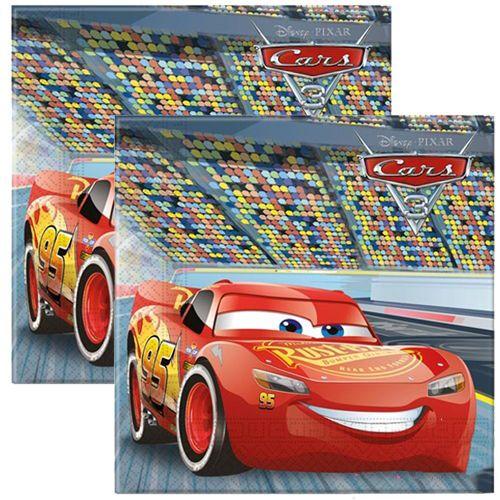 Cars 3 Peçete (20 adet)
