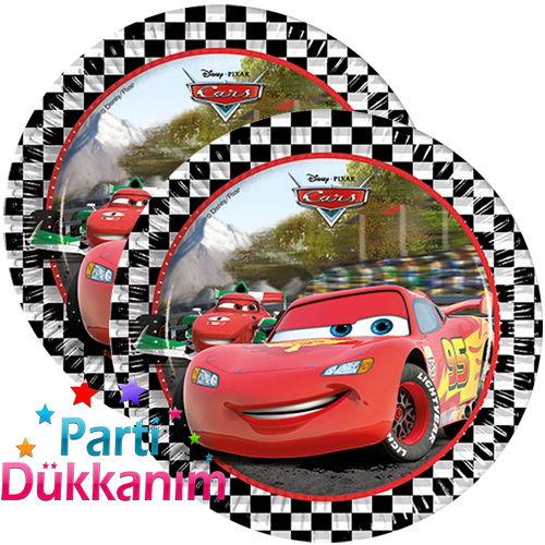 Cars Formula Tabak (8 adet)