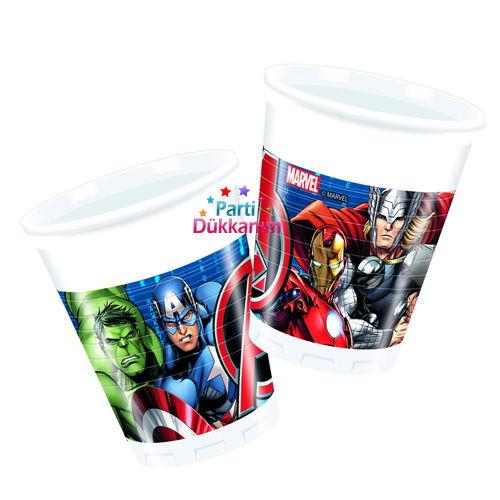 Avengers Bardak (8 Adet), fiyatı