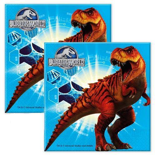 Jurassic World Dinozor Peçete (20 Adet), fiyatı