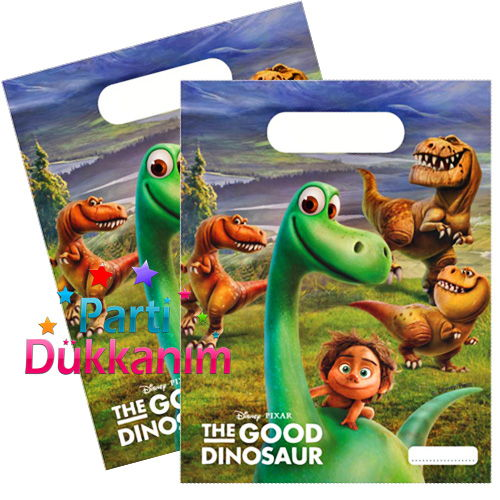 The Good Dinosaur Hediye Çantası 17x23 6 adet