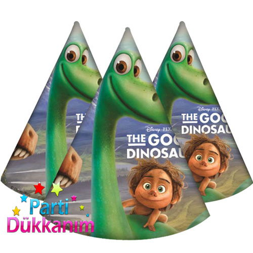 The Good Dinosaur Şapka (6 Adet)