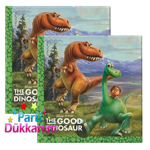 The Good Dinosaur Peçete (20 Adet)