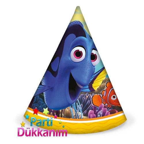 Finding Dory Şapka (6 Adet)