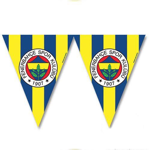 Fenerbahçe Bayrak Seti (3 metre)