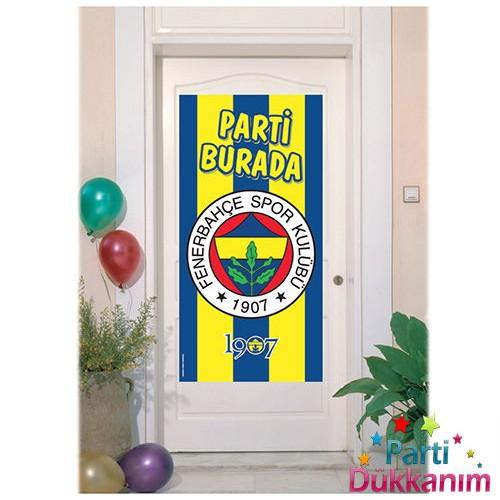 Fenerbahçe Kapı Banner (76x152 cm)