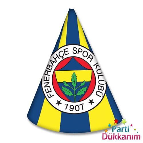 Fenerbahçe Parti Şapka (6 adet)