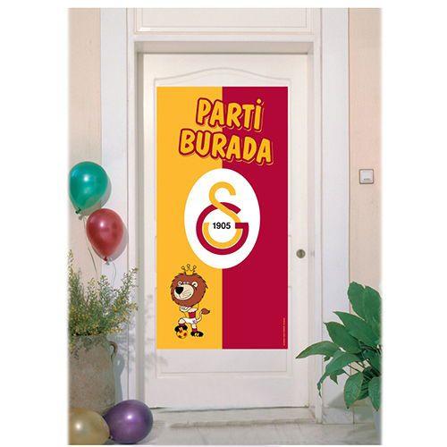 Galatasaray Kapı Banner (56x112 cm)