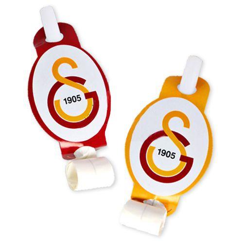 Galatasaray Parti Düdüğü (6 adet)
