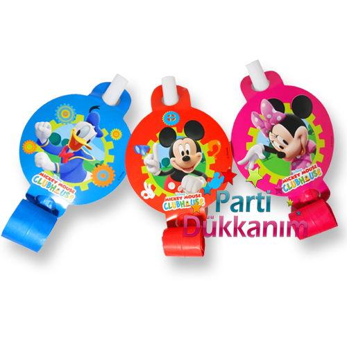 Mickey Mouse Kaynana Dili (6 Adet)