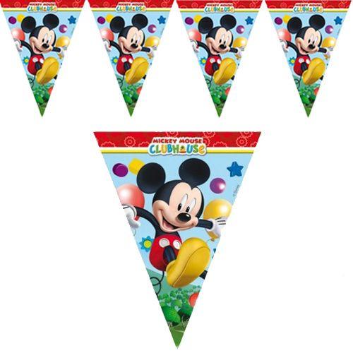 Mickey Mouse Bayrak Set (2.3 m.)