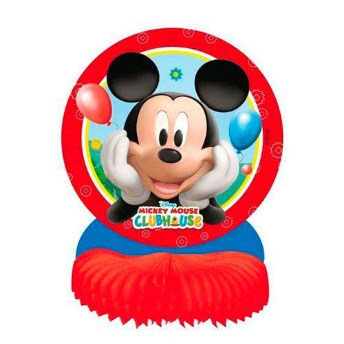 Mickey Mouse Masa Orta Süsü 1 Adet