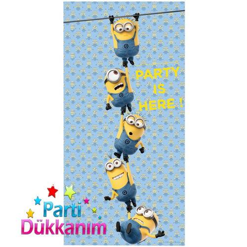 Lovely Minions Kapı Banner (76X152 cm), fiyatı