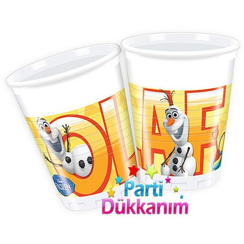 Olaf Summer Bardak (8 Adet)