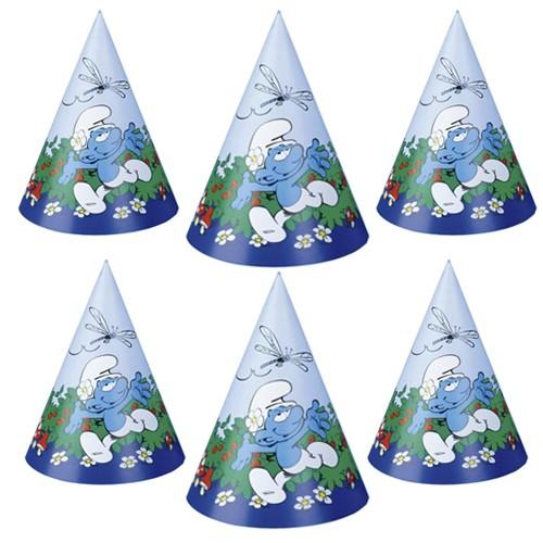 Şirinler Külah Şapka (6 adet), fiyatı