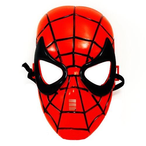Spiderman Plastik Maske Parti Dukkanim