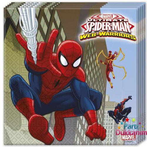 Spiderman Ultimate Peçete (20 adet), fiyatı