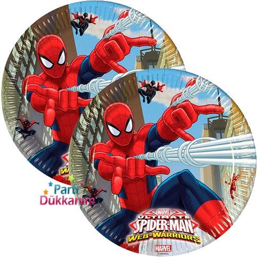 Spiderman Ultimate Tabak (8 adet)